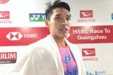 Jonatan waspadai kecepatan Wang pada babak kedua Indonesia Masters