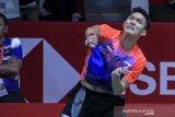 Bungkam Wang,  Jonatan melaju ke perempat final Indonesia Masters