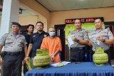 Pencuri berkedok pedagang bubur di Bartim ditangkap Polisi