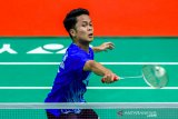 Ginting lolos ke babak dua Indonesia Masters 2020