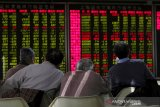 Saham China ditutup terus menguat