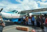 Masyarakat delapan kabupaten terlayani subsidi penerbangan angkutan perintis