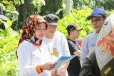 Wagub Lampung tinjau pembangunan jalan menuju KIM dan destinasi wisata Teluk Kiluan