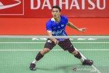 India samakan kedudukan 1-1 setelah kalahkan Jonatan di partai kedua Badminton Asia Team Championships 2020