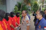 Polisi ciduk empat penipu bermodus situs investsi palsu