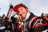 Ukir sejarah, Brabec pebalap AS pertama juarai reli Dakar