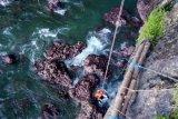 Jasad korban tenggelam di Kebumen berhasil dievakusai Tim SAR gabungan