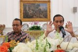 Presiden Joko Widodo pastikan pemerintah tidak berutang untuk bangun ibu kota baru