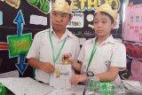 Kertas pematangan buah ini ciptaan siswa SD Global Mandiri Cibubur