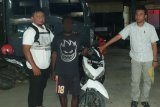Polresta Jayapura tangkap oknum mahasiswa pencuri motor