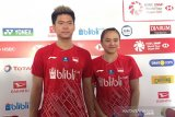 Kalah di Indonesia Masters 2020, Praveen/Melati optimistis ke Olimpiade