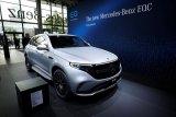 Mercedez Benz tertular perkembangan tren SUV
