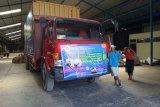 Neraca perdagangan Lampung pada Desember 2019 mengalami surplus