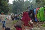 Kecelakaan di Subang korban meninggal sudah delapan orang