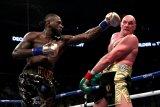 Wilder pensiun jika Fury buktikan  sesumbarnya