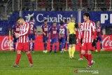Atletico Madrid dipecundangi tuan rumah Eibar 0-2