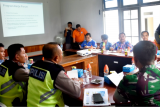 Sinergikan tupoksi penyelenggara lalu lintas dan angkutan jalan di Kapuas melalui FLLAJ