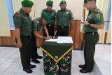 Kapendam Cenderawasih : Sejumlah pejabat di Kodim Jayapura bergeser jabatan