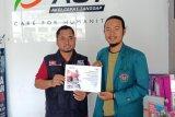 HIMAFI UNILA salurkan bantuan peduli banjir dan longsor ke ACT Lampung