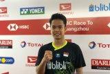 Anthony Ginting terharu meraih gelar tunggal putra Indonesia Masters