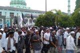 Ratusan muslim gelar aksi solidaritas Sumbar Peduli Muslim Uighur di Padang