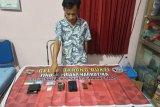 Bungkusan rokok berisi narkoba, pemuda asal Mapin Rea ditangkap polisi
