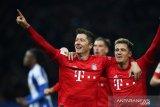 Muenchen hajar Hertha Berlin 4-0