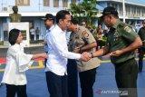 Presiden tinjau daerah super prioritas wisata Labuan Bajo