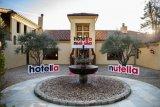 Hotel Nutella hanya dibuka selama tiga hari