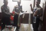 Polsek KPL Jayapura gagalkan penyelundupan minuman beralkohol asal Ambon