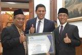 Pemkot Kediri raih penghargaan penyelenggaraan SPIP level III dari BPKP