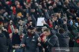 Hasil pertandingan Liga Inggris: Liverpool unggul 16 poin dengan satu laga simpanan