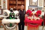 Sanggar Seni Papua Golden Tiger siapkan atraksi barongsai jelang tahun baru Imlek