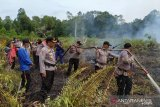 Waspada, BMKG deteksi lonjakan titik panas di Riau