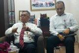 OJK bantah Bank Lampung bakal bangkrut
