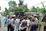 Jasa Raharja serahkan santunan korban tewas kecelakaan di Ketibung