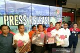 Polisi ungkap  perdagangan bayi di Palembang