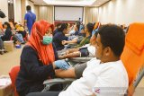 Tak hanya fokus kerja, Karyawan RAPP juga bantu persediaan darah