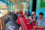ACT distribusikan paket makanan untuk Kampung Muallaf