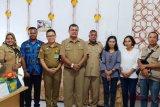 Pemkab Nabire pelajari sistem pelayanan perizinan terpadu di Biak Numfor