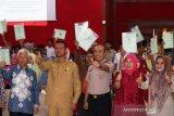 Genius Umar ingin Pariaman jadi percontohan 100 persen tanah bersertifikat, BPN: alokasikan di APBD