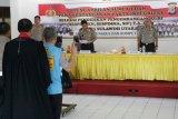 Kapolda Sulut pimpin penandatanganan pakta integritas seleksi Dikbang