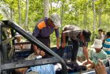Satu orang tewas tertembak rebutan lahan  Register 45 Mesuji