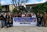 Ditkrimsus Polda Papua sosialiasi bijak penggunaan medsos kepada pelajar