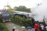 Polisi selidiki kebakaran rumah di kompleks guru SMAN 1 Biak Numfor