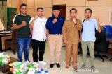 Sakariyas siap 'all out' dukung Cagub PDI Perjuangan