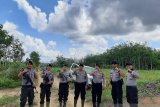 Polres Mesuji lakukan patroli di kawasan hutan lindung Register 45