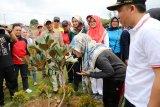 Wagub Lampung ajak masyarakat nikmati keindahan tanaman langka di Kebun Raya Liwa