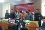 Bareskrim Polri tangkap dua kurir sabu 70 kg