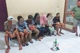 Tujuh remaja ingusan di Dompu diciduk pesta miras